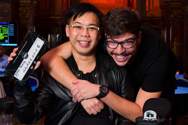 Jogadores lucrativos: #2 - Elton Tsang