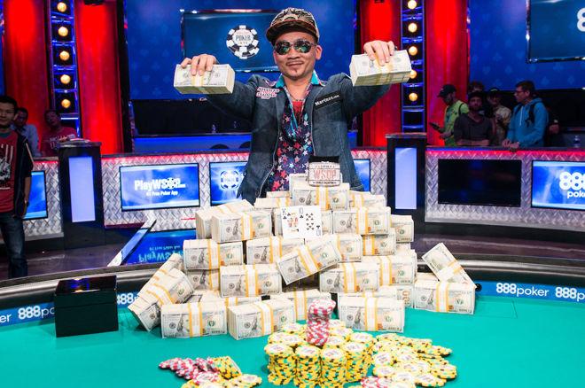 Jogadores lucrativos: #3 - Qui Nguyen